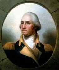 First US President - George Washington