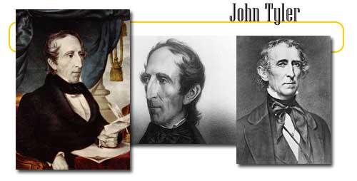 The Tenth Us President John Tyler