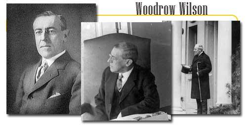 the presidency of woodrow wilson essay Biography biographies woodrow wilson essays - president woodrow wilson.