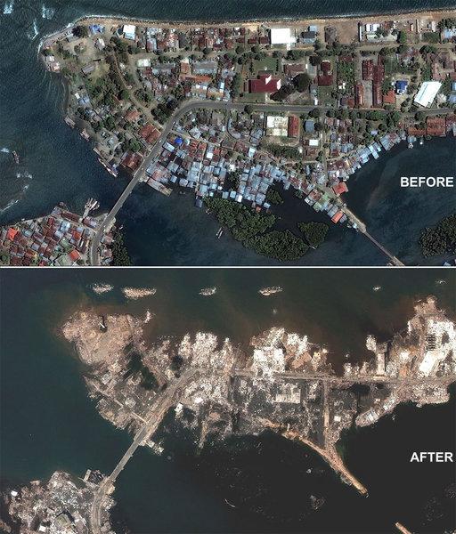 Последици од цунамито на Суматра
