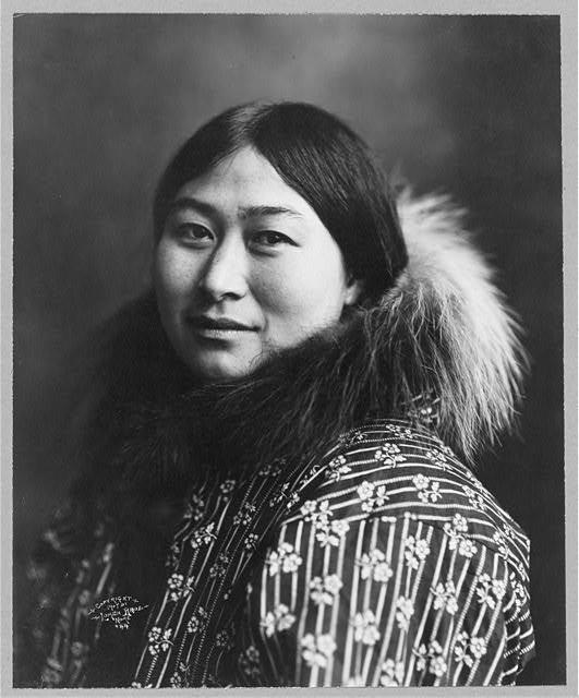 Inuit Woman 1907