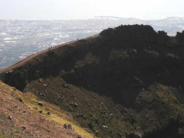 Unique Facts About Europe: Mount Vesuvius