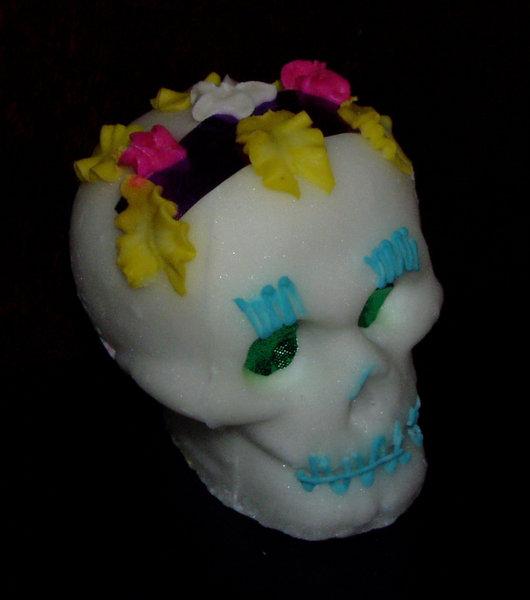 Sugar Skull Wikipedia Sugar Skull Typical of Those